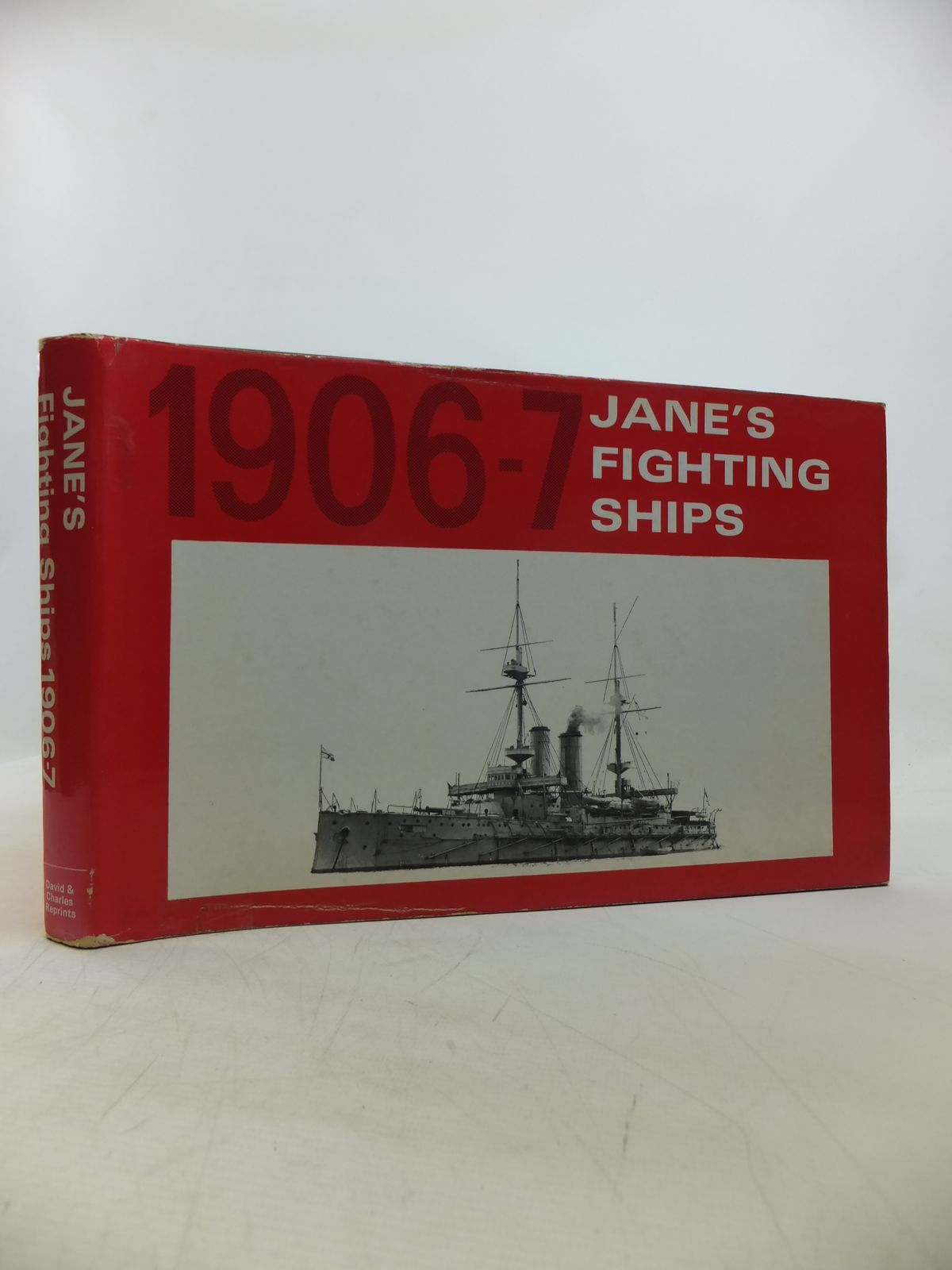 Photo of JANE'S FIGHTING SHIPS 1906/7 written by Jane, Fred T. published by David & Charles (STOCK CODE: 1811715)  for sale by Stella & Rose's Books