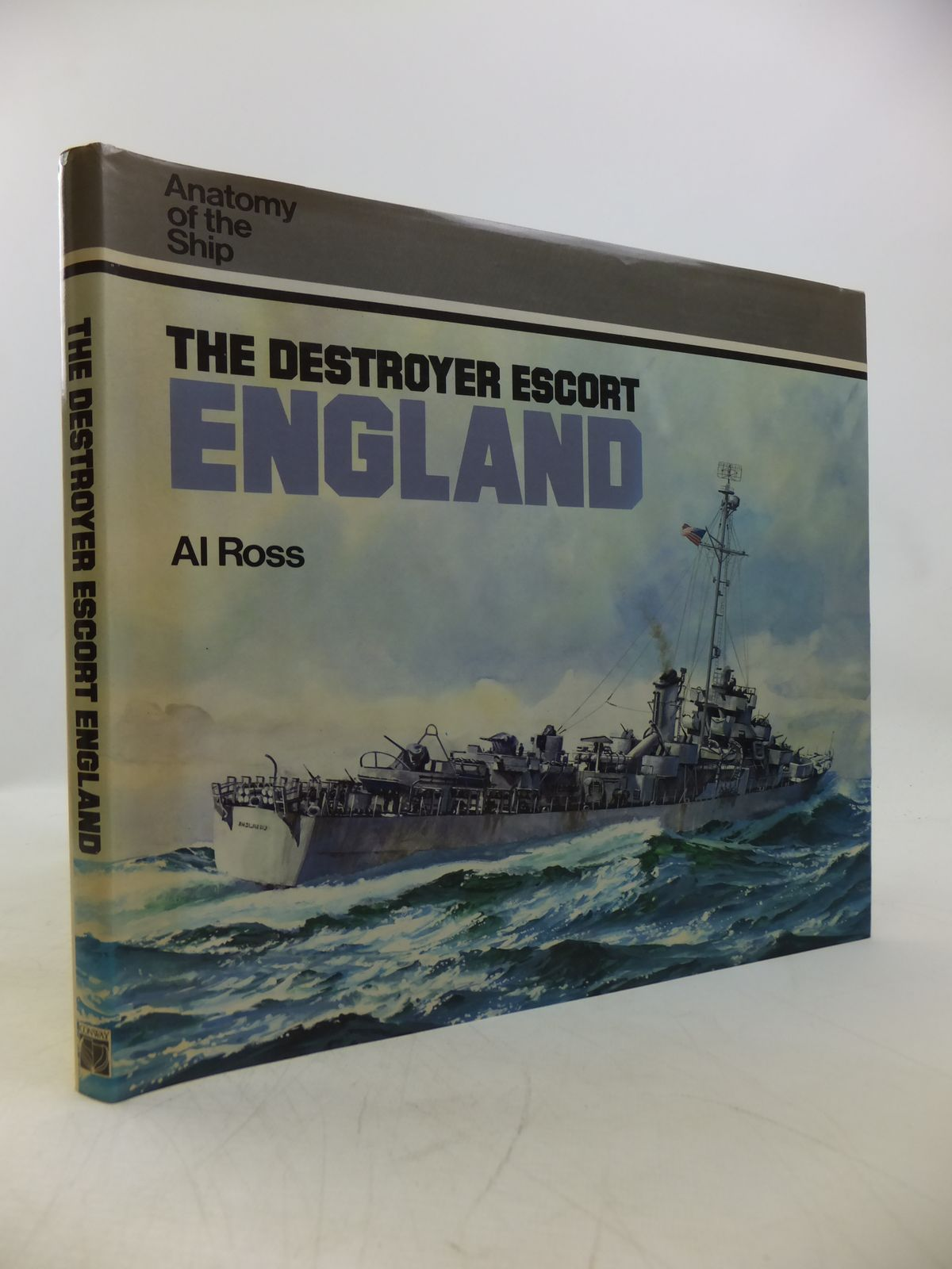 Photo of THE DESTROYER ESCORT ENGLAND written by Ross, Al published by Conway Maritime Press (STOCK CODE: 1811716)  for sale by Stella & Rose's Books