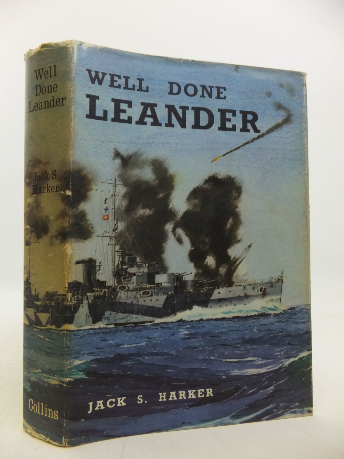 Photo of WELL DONE LEANDER written by Harker, Jack S. published by Collins (STOCK CODE: 1811721)  for sale by Stella & Rose's Books