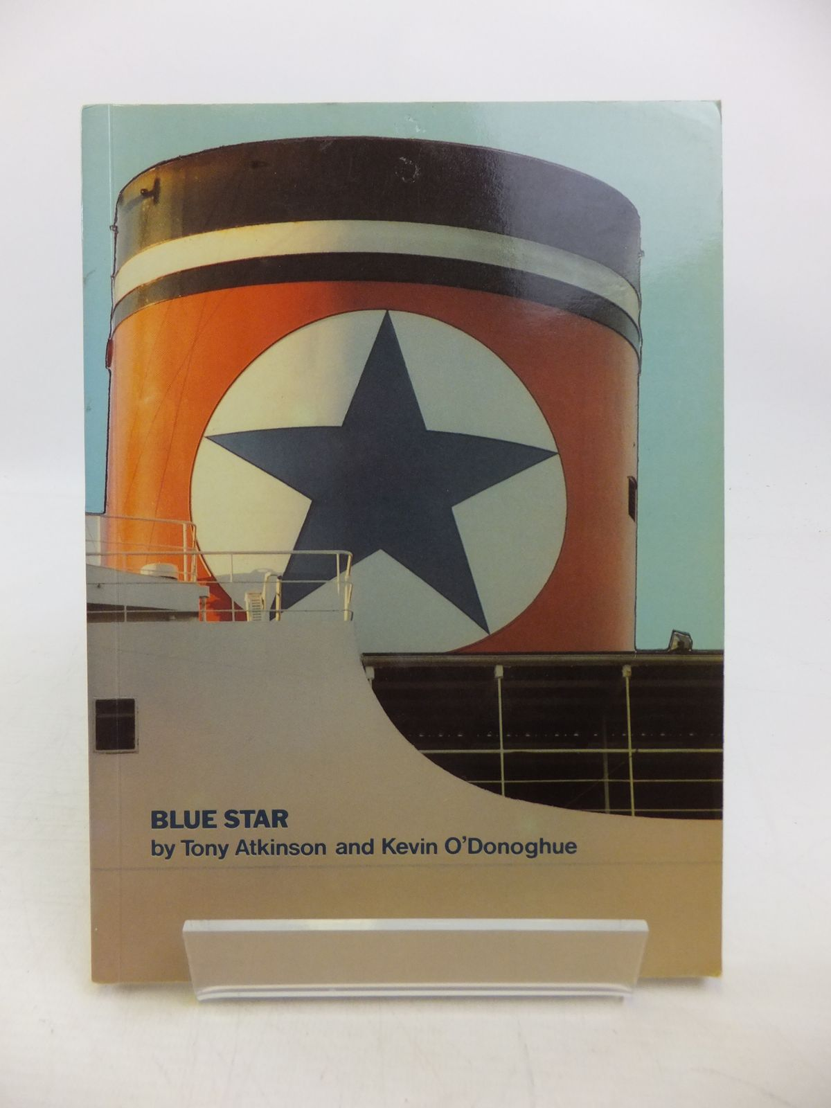 Photo of BLUE STAR written by Atkinson, Tony<br />O'Donoghue, Kevin published by World Ship Society (STOCK CODE: 1811728)  for sale by Stella & Rose's Books
