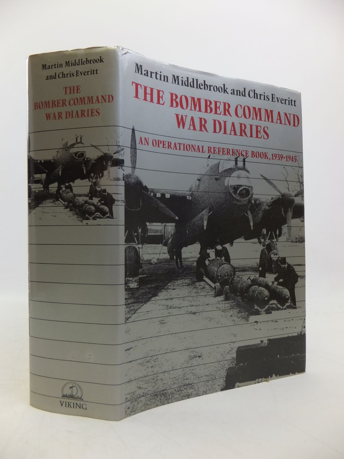 Photo of THE BOMBER COMMAND WAR DIARIES written by Middlebrook, Martin<br />Everitt, Chris published by Viking (STOCK CODE: 1811735)  for sale by Stella & Rose's Books