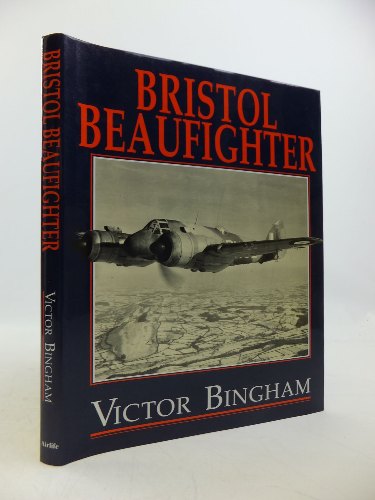 Photo of BRISTOL BEAUFIGHTER written by Bingham, Victor published by Airlife (STOCK CODE: 1811802)  for sale by Stella & Rose's Books