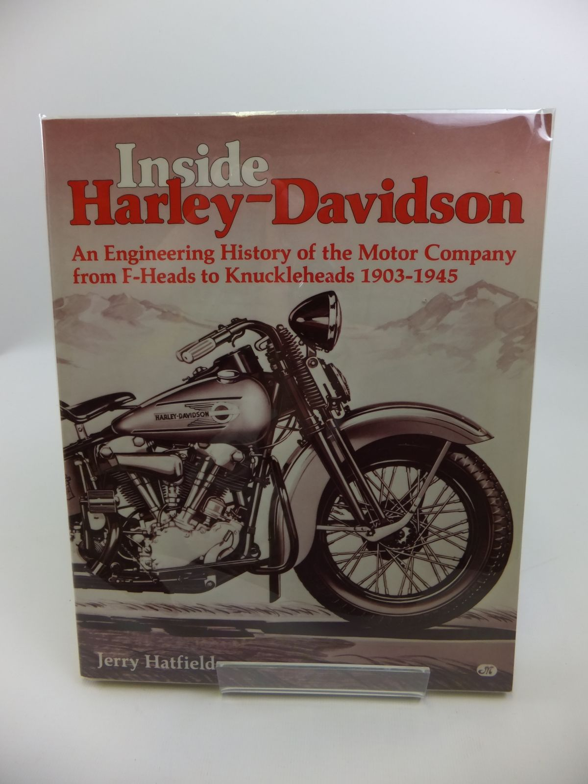 Photo of INSIDE HARLEY-DAVIDSON written by Hatfield, Jerry published by Motorbooks International (STOCK CODE: 1811904)  for sale by Stella & Rose's Books