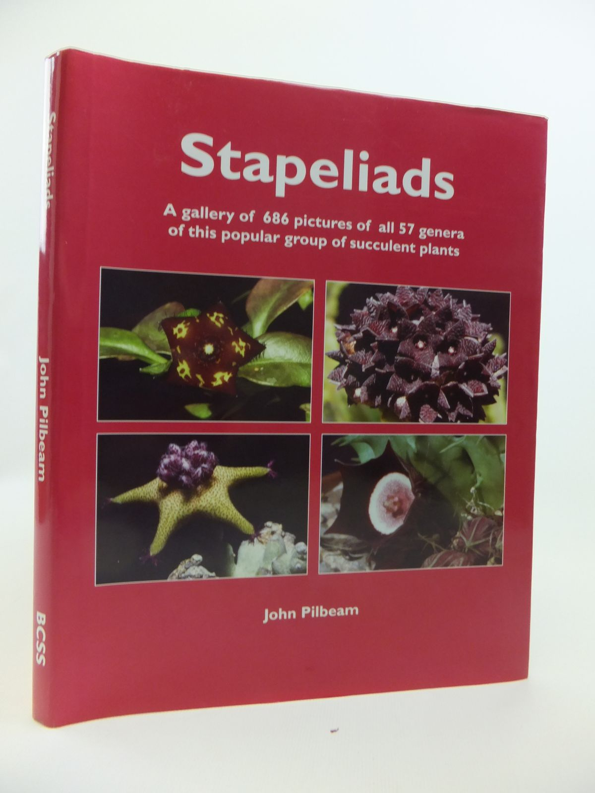 Photo of STAPELIADS written by Pilbeam, John published by British Cactus & Succulent Society (STOCK CODE: 1811909)  for sale by Stella & Rose's Books