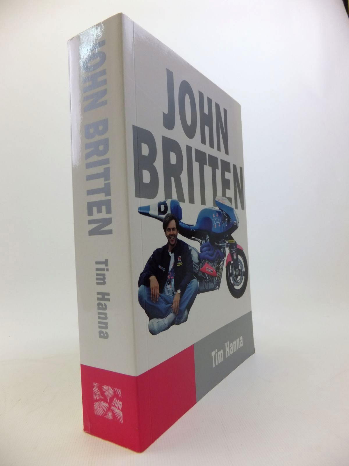 Photo of JOHN BRITTEN written by Hanna, Tim published by Craig Potton Publishing (STOCK CODE: 1811915)  for sale by Stella & Rose's Books
