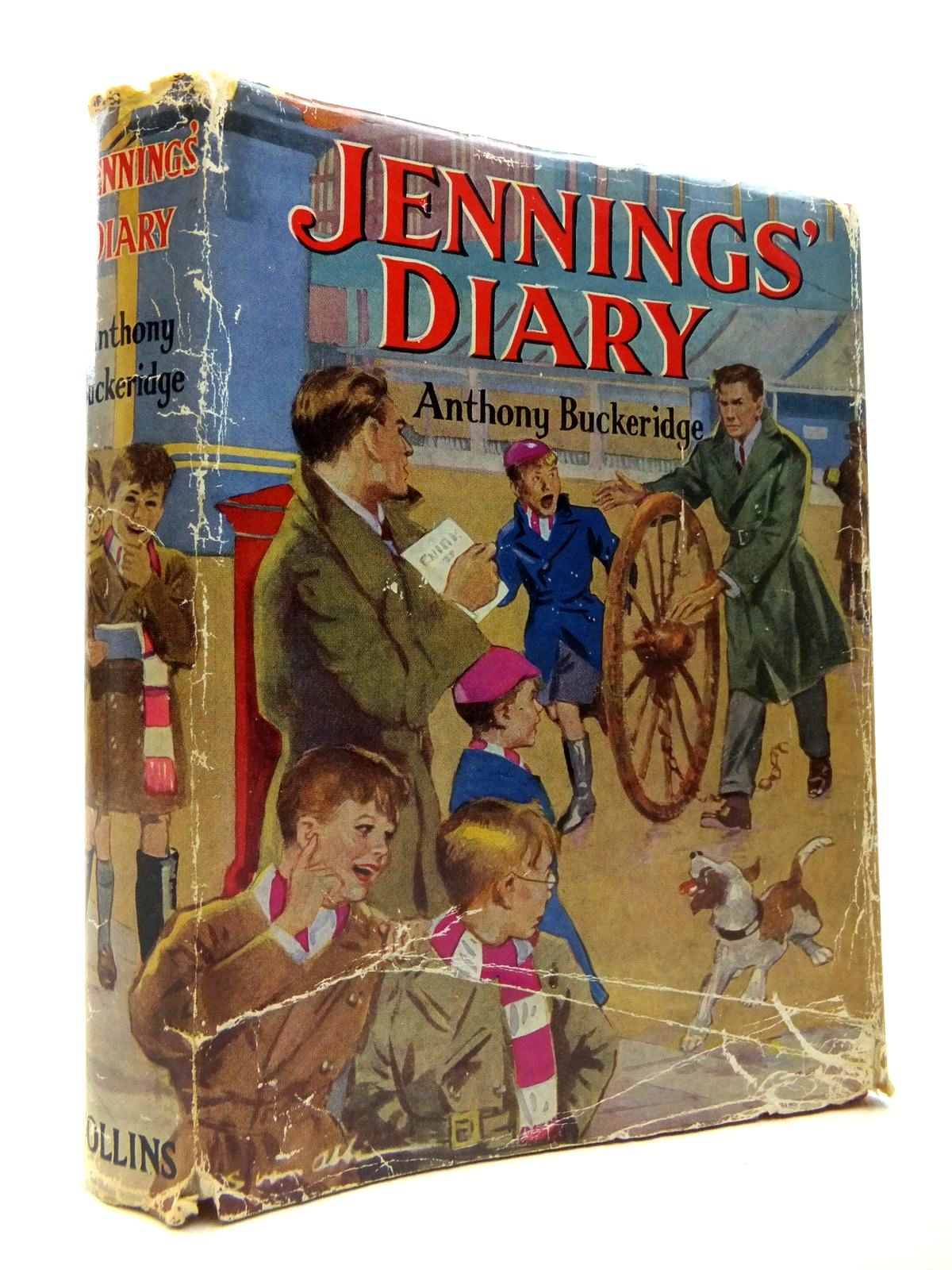 Photo of JENNINGS' DIARY written by Buckeridge, Anthony published by Collins (STOCK CODE: 1811950)  for sale by Stella & Rose's Books