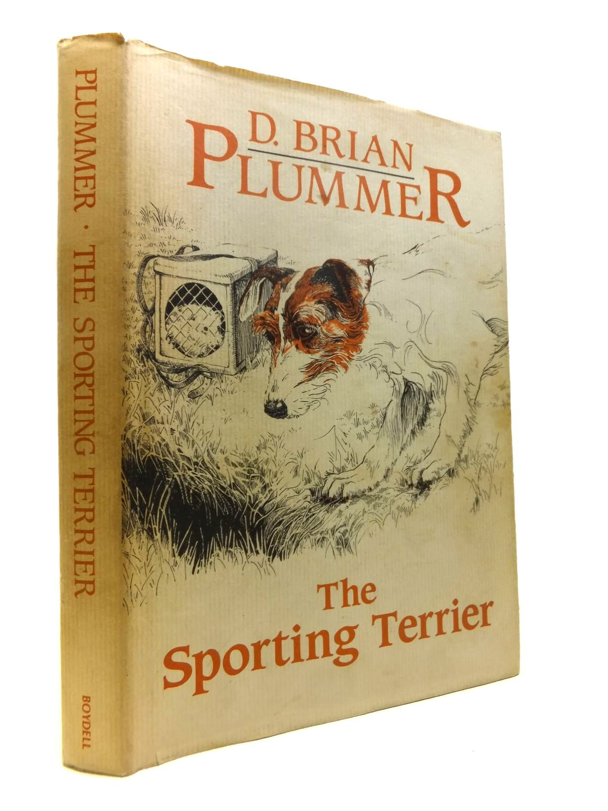 Photo of THE SPORTING TERRIER written by Plummer, David Brian published by The Boydell Press (STOCK CODE: 1812041)  for sale by Stella & Rose's Books