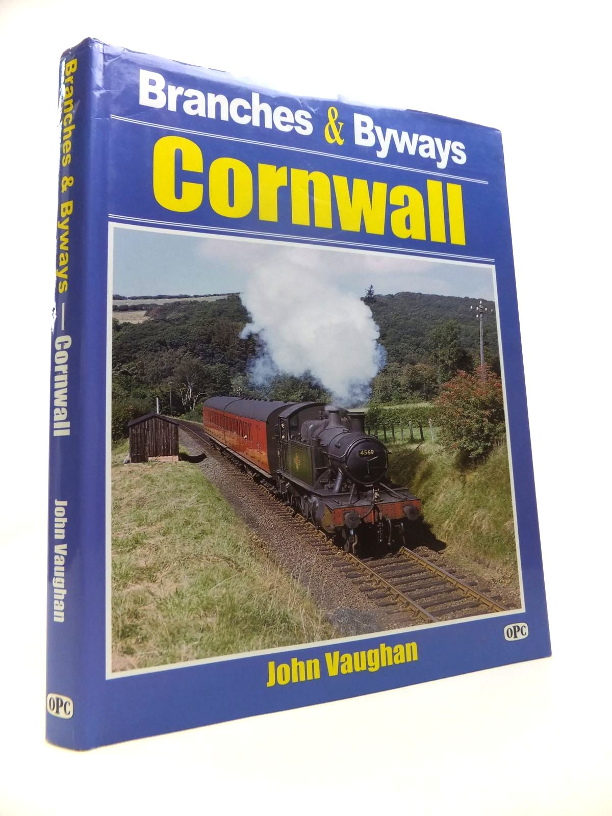 Photo of BRANCHES & BYWAYS CORNWALL written by Vaughan, John published by Oxford Publishing Co (STOCK CODE: 1812094)  for sale by Stella & Rose's Books