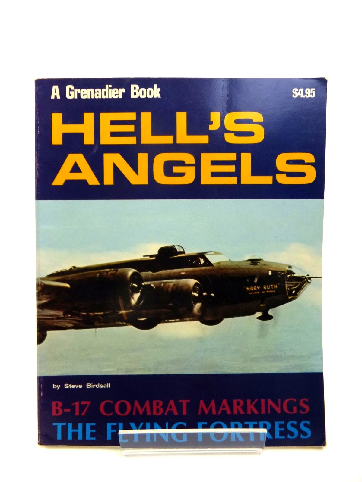 Photo of HELL'S ANGELS written by Birdsall, Steve published by Grenadier Books (STOCK CODE: 1812139)  for sale by Stella & Rose's Books