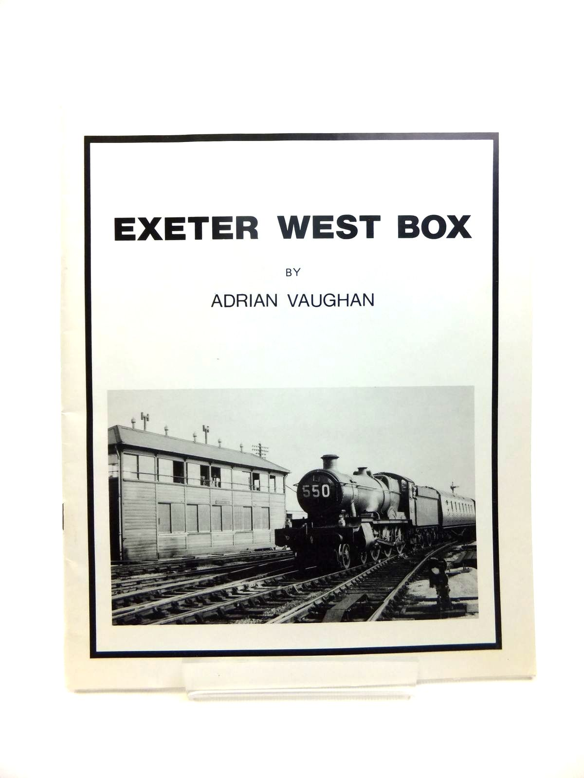 Photo of EXETER WEST BOX written by Vaughan, Adrian published by Exeter West Group (STOCK CODE: 1812140)  for sale by Stella & Rose's Books