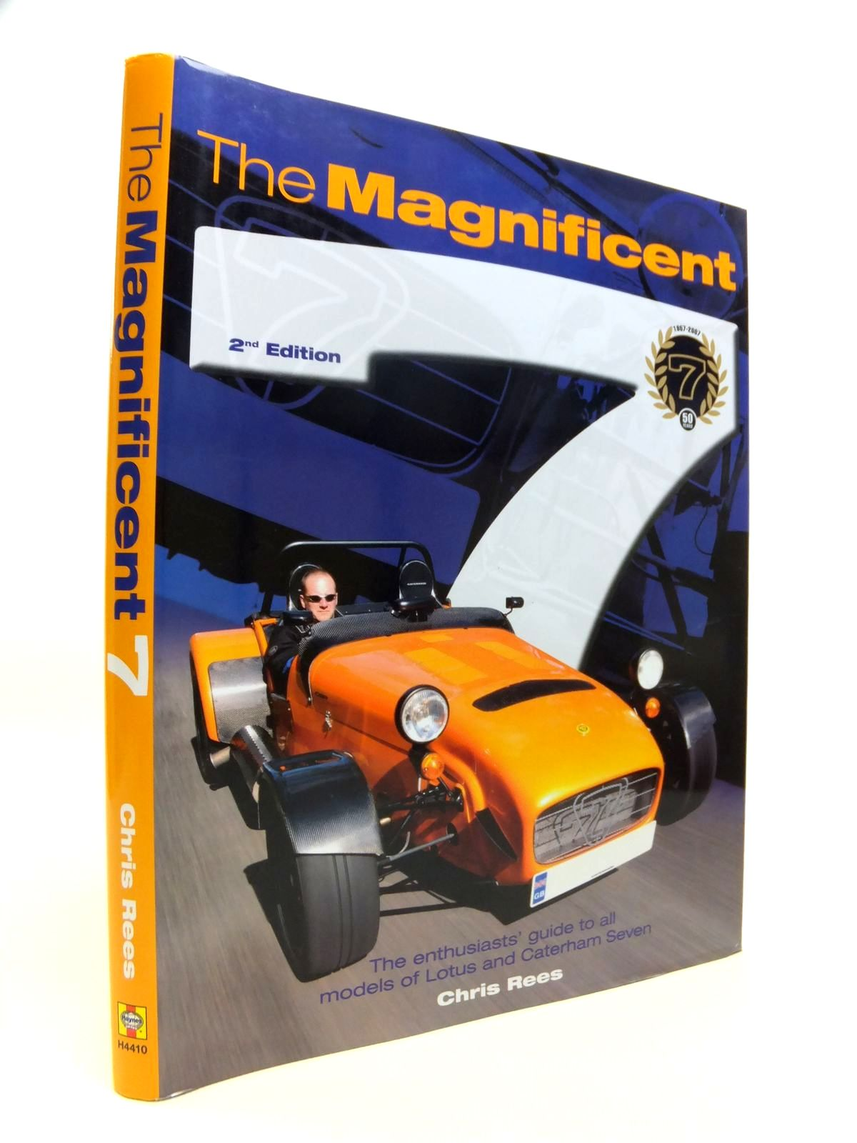 Photo of THE MAGNIFICENT 7 written by Rees, Chris published by Haynes Publishing (STOCK CODE: 1812141)  for sale by Stella & Rose's Books
