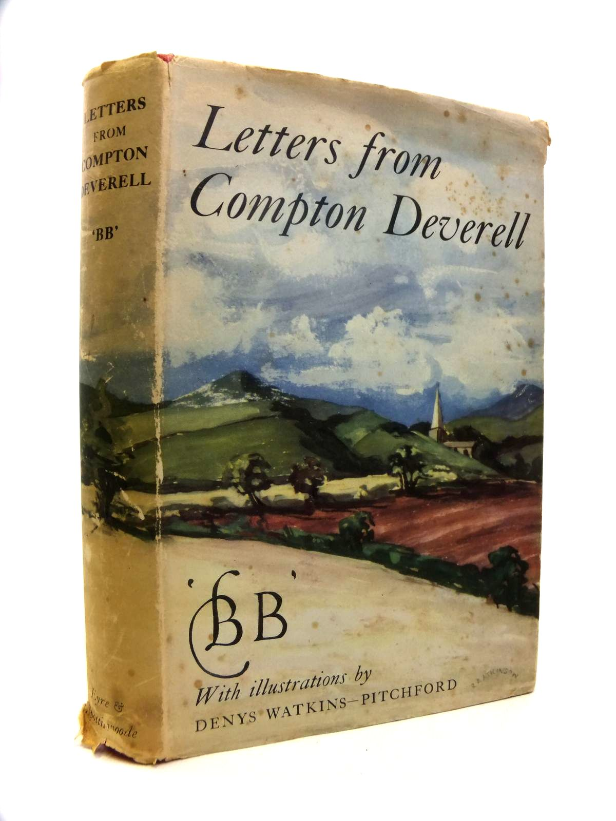 Photo of LETTERS FROM COMPTON DEVERELL written by BB,  illustrated by BB,  published by Eyre & Spottiswoode (STOCK CODE: 1812193)  for sale by Stella & Rose's Books