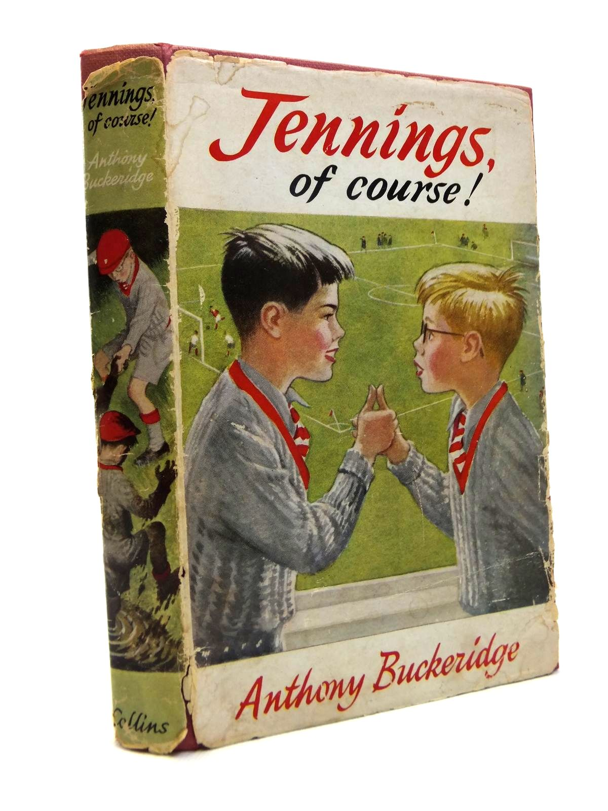 Photo of JENNINGS, OF COURSE!