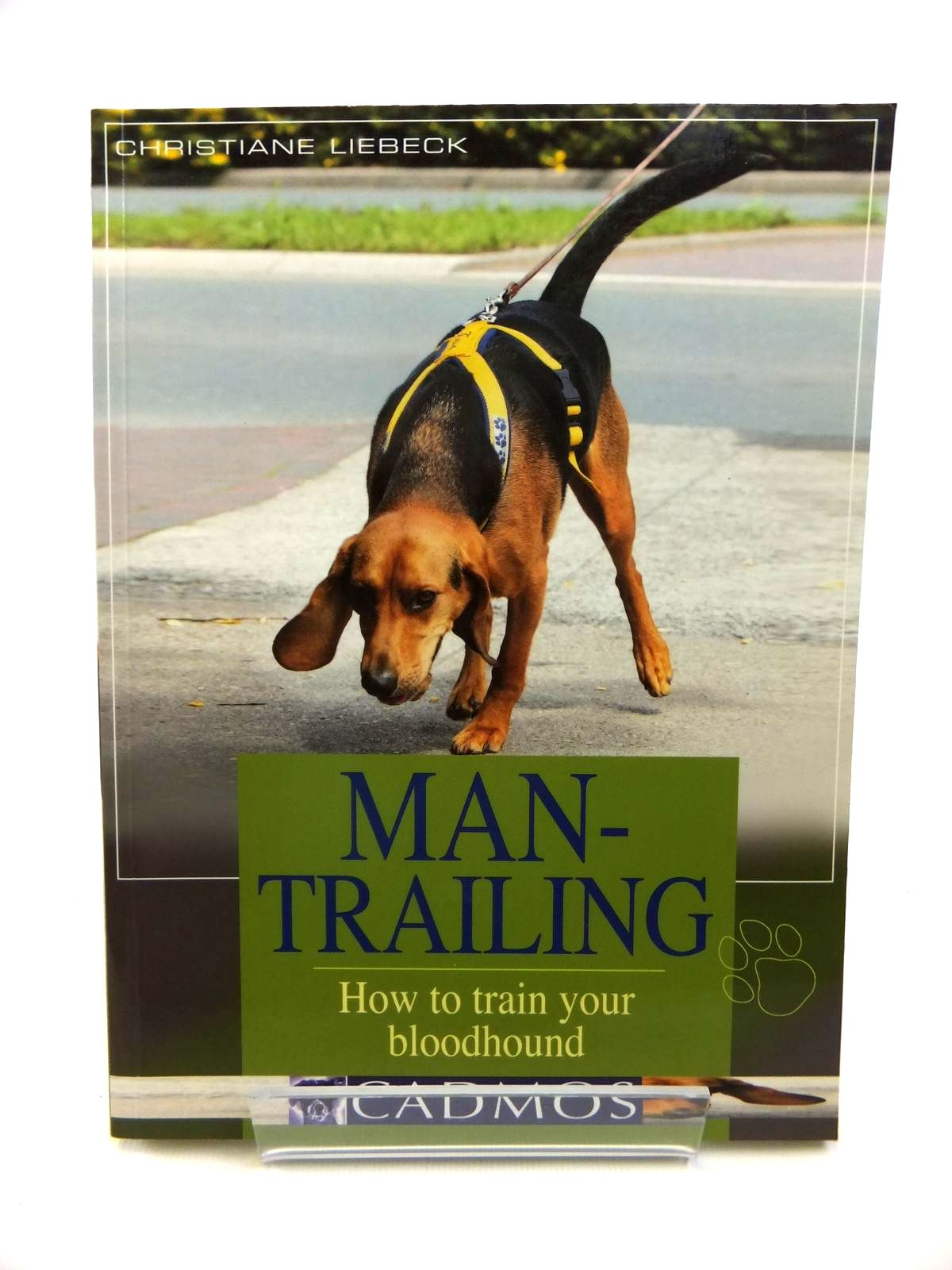 Photo of MAN-TRAILING HOW TO TRAIN YOUR BLOODHOUND