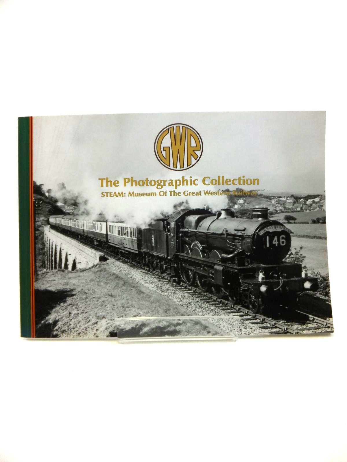 Photo of THE PHOTOGRAPHIC COLLECTION - STEAM: MUSEUM OF THE GREAT WESTERN RAILWAY published by Steam Museum Of The Great Western Railway (STOCK CODE: 1812229)  for sale by Stella & Rose's Books