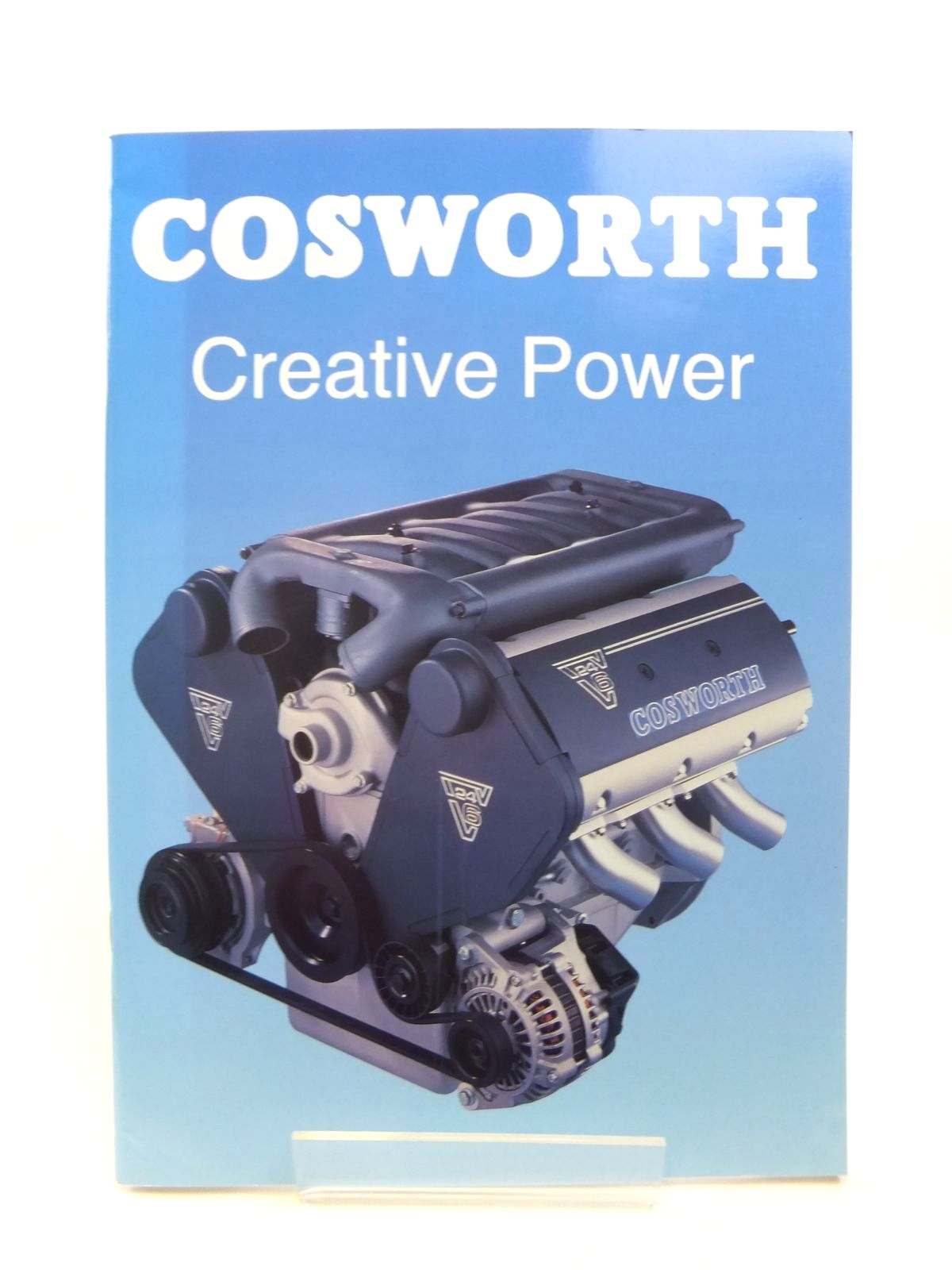Photo of COSWORTH CREATIVE POWER written by Wells, Ken published by Prancing Tortoise Publications (STOCK CODE: 1812248)  for sale by Stella & Rose's Books
