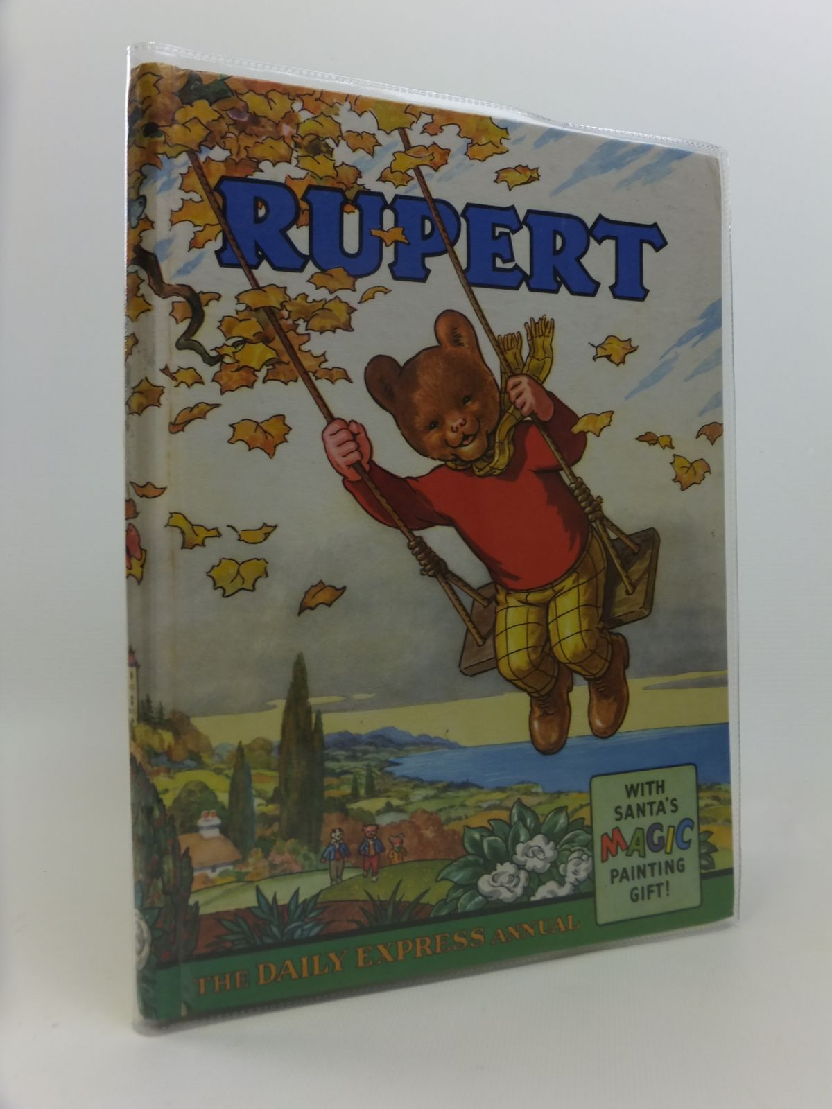 Photo of RUPERT ANNUAL 1961 written by Bestall, Alfred illustrated by Bestall, Alfred published by Daily Express (STOCK CODE: 1812269)  for sale by Stella & Rose's Books