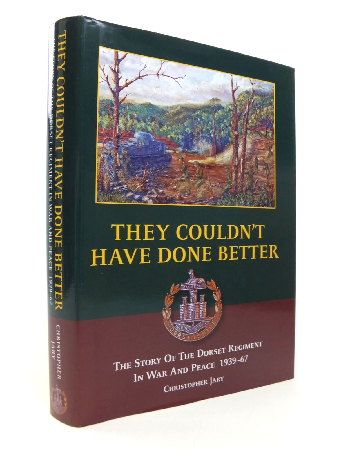 Photo of THEY COULDN'T HAVE DONE BETTER written by Jary, Christopher published by Dorset Press (STOCK CODE: 1812290)  for sale by Stella & Rose's Books