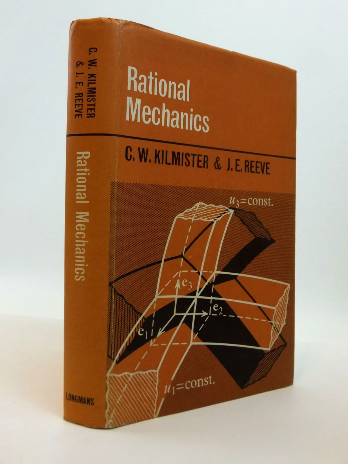 Photo of RATIONAL MECHANICS written by Kilmister, C.W.<br />Reeve, J.E. published by Longmans (STOCK CODE: 1812478)  for sale by Stella & Rose's Books