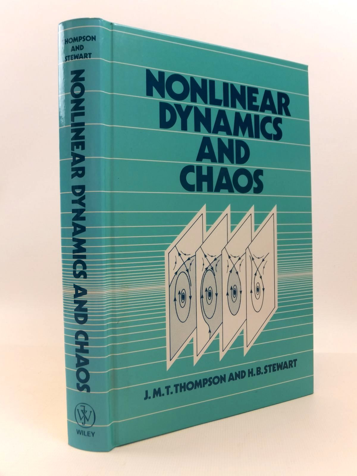 Photo of NONLINEAR DYNAMICS AND CHAOS: GEOMETRICAL METHODS FOR ENGINEERS AND SCIENTISTS written by Thompson, J.M.T.<br />Stewart, H.B. published by John Wiley & Sons (STOCK CODE: 1812500)  for sale by Stella & Rose's Books