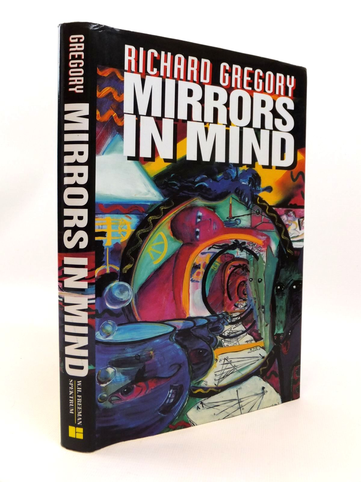 Photo of MIRRORS IN MIND written by Gregory, Richard published by W.H. Freeman and Company (STOCK CODE: 1812503)  for sale by Stella & Rose's Books
