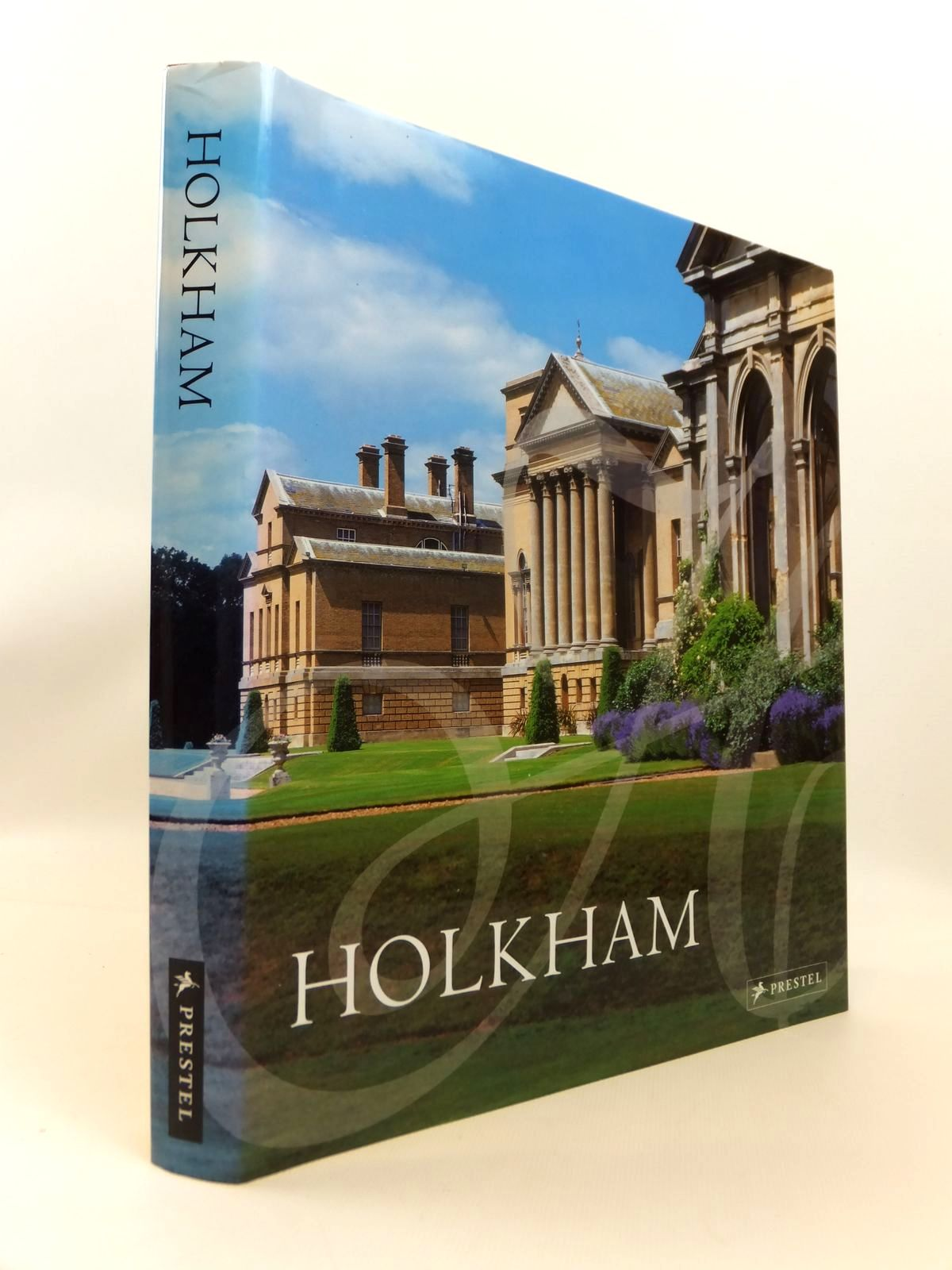 Photo of HOLKHAM written by Schmidt, Leo<br />Keller, Christian<br />Feversham, Polly published by Prestel (STOCK CODE: 1812578)  for sale by Stella & Rose's Books