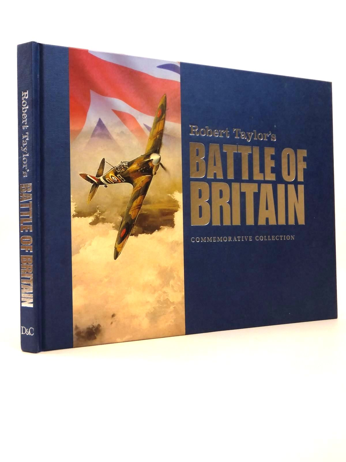 Photo of ROBERT TAYLOR'S BATTLE OF BRITAIN COMMEMORATIVE COLLECTION written by Craig, Michael illustrated by Taylor, Robert published by David & Charles (STOCK CODE: 1812579)  for sale by Stella & Rose's Books