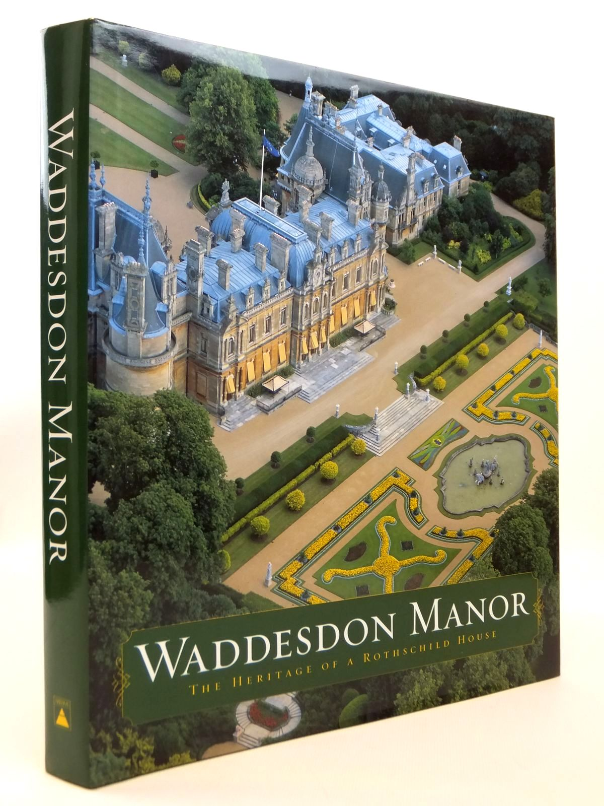 Photo of WADDESDON MANOR THE HERITAGE OF A ROTHSCHILD HOUSE written by Hall, Michael published by Harry N. Abrams, Inc. (STOCK CODE: 1812584)  for sale by Stella & Rose's Books