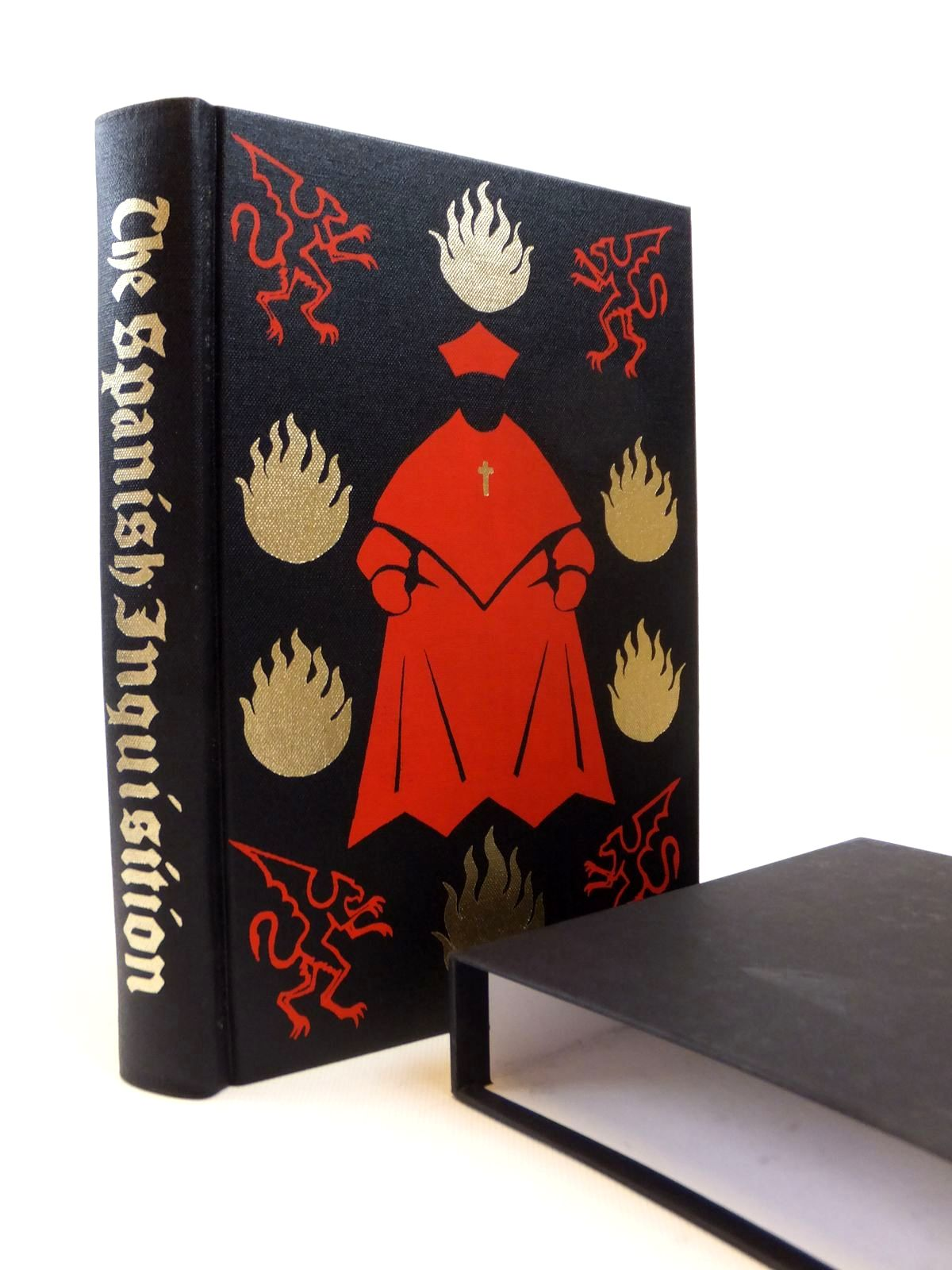 Photo of THE SPANISH INQUISITION written by Kamen, Henry published by Folio Society (STOCK CODE: 1812597)  for sale by Stella & Rose's Books