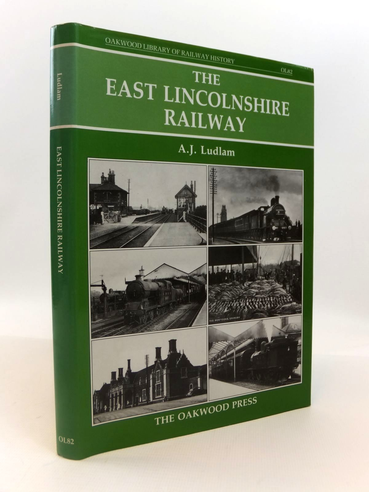 Photo of THE EAST LINCOLNSHIRE RAILWAY written by Ludlam, A.J. published by The Oakwood Press (STOCK CODE: 1812639)  for sale by Stella & Rose's Books