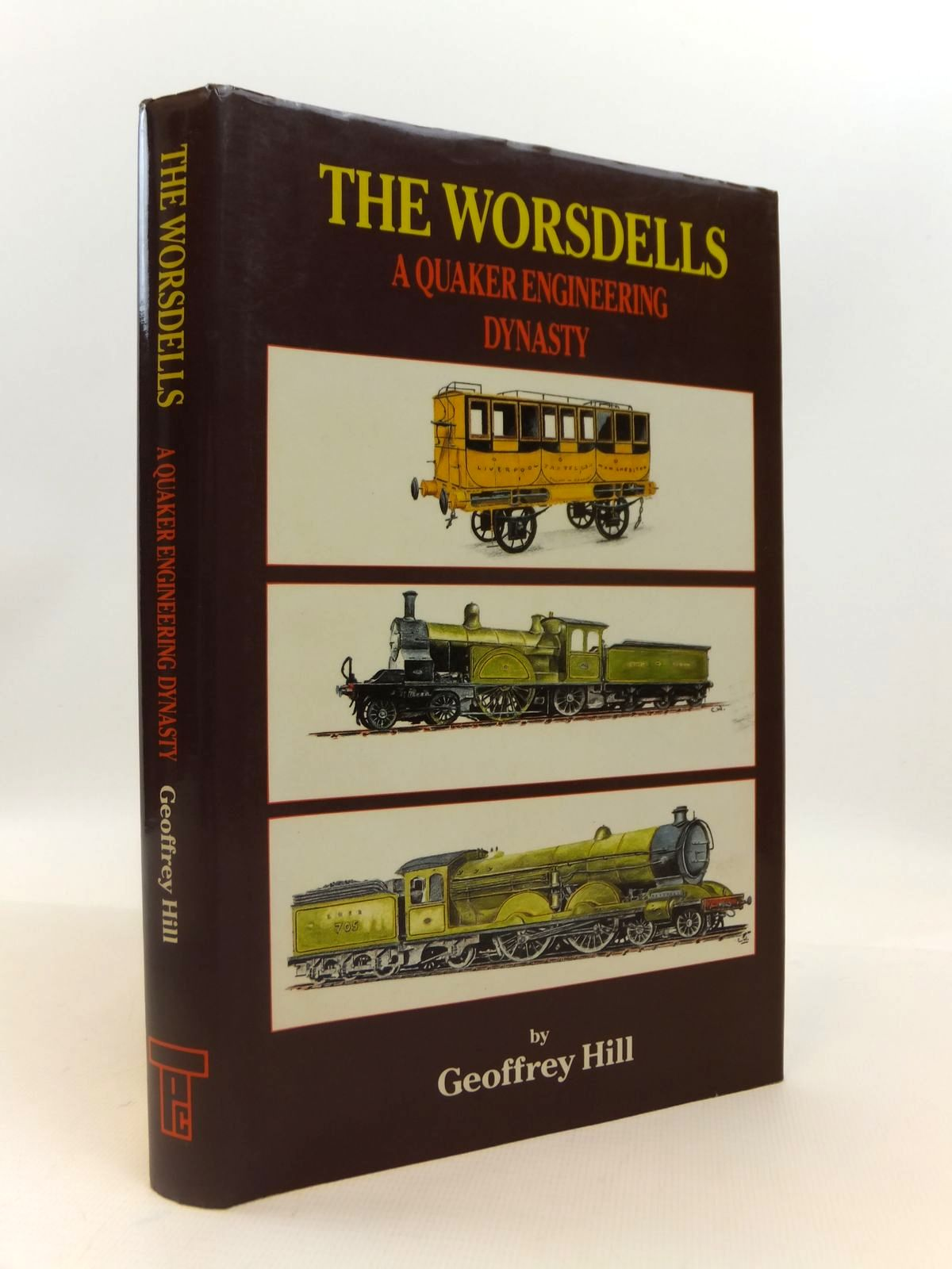 Photo of THE WORSDELLS A QUAKER ENGINEERING DYNASTY