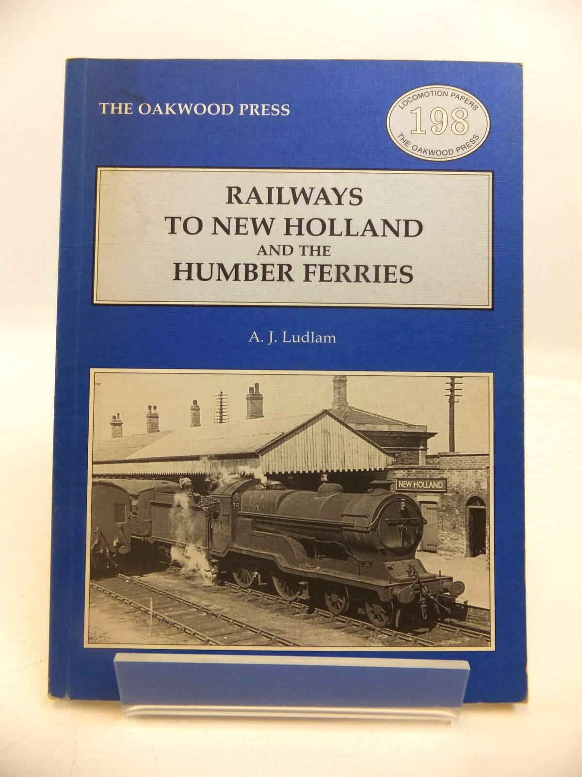Photo of RAILWAYS TO NEW HOLLAND AND THE HUMBER FERRIES