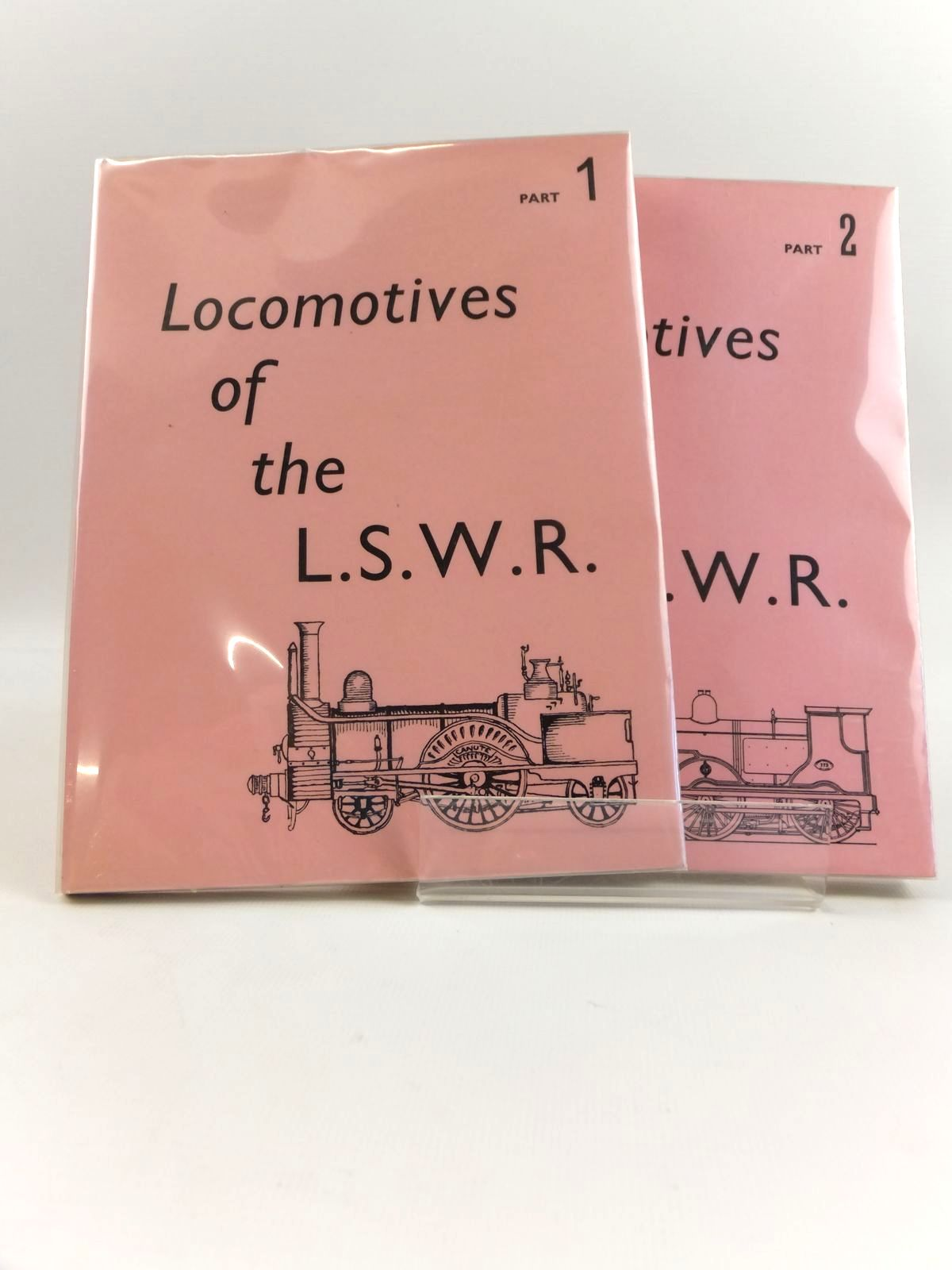 Photo of LOCOMOTIVES OF THE LONDON AND SOUTH WESTERN RAILWAY (2 VOLUMES) written by Bradley, D.L. published by The Railway Correspondence And Travel Society (STOCK CODE: 1812668)  for sale by Stella & Rose's Books