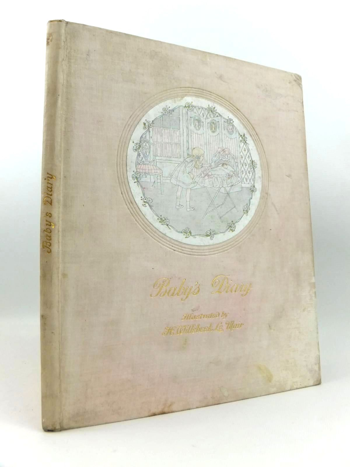 Photo of BABY'S DIARY illustrated by Willebeek Le Mair, Henriette published by Augener Ltd. (STOCK CODE: 1812684)  for sale by Stella & Rose's Books