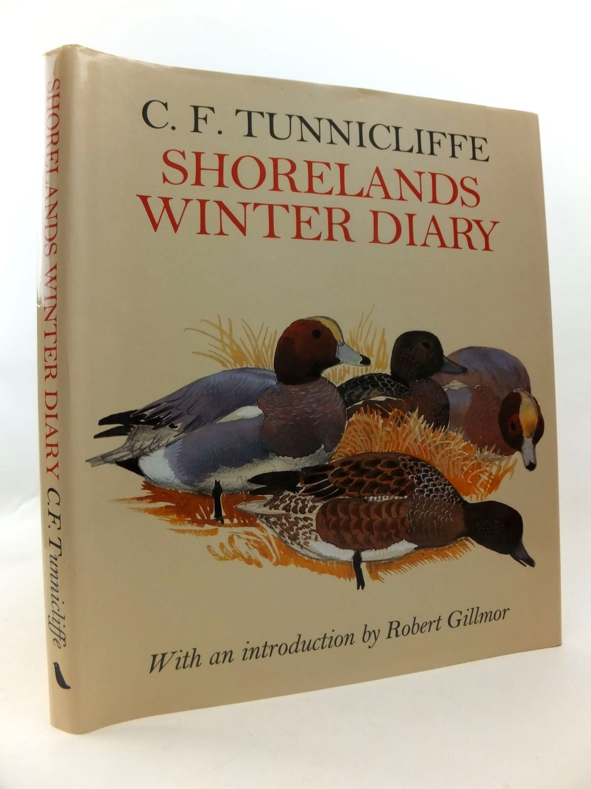 Photo of SHORELANDS WINTER DIARY written by Gillmor, Robert illustrated by Tunnicliffe, C.F. published by Robinson Publishing (STOCK CODE: 1812715)  for sale by Stella & Rose's Books