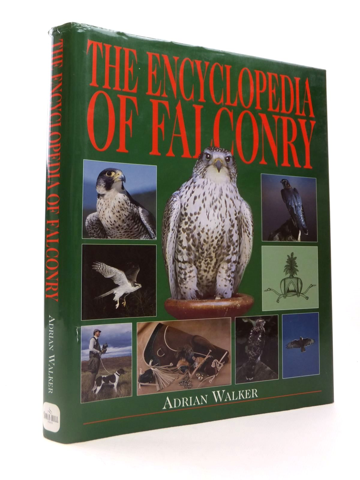 Photo of THE ENCYCLOPEDIA OF FALCONRY