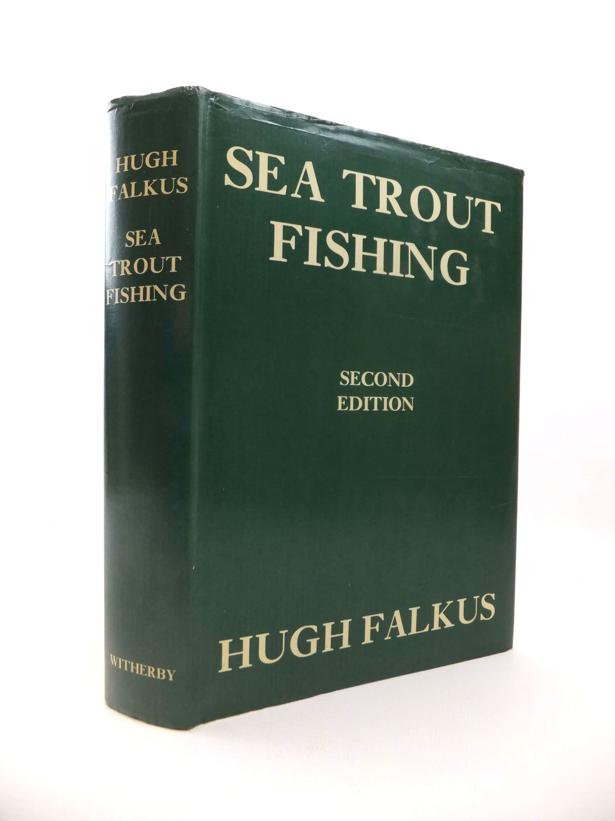 Photo of SEA TROUT FISHING written by Falkus, Hugh published by H.F. & G. Witherby Ltd. (STOCK CODE: 1812795)  for sale by Stella & Rose's Books
