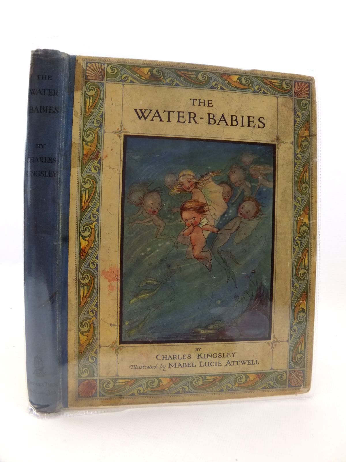 Photo of THE WATER BABIES written by Kingsley, Charles illustrated by Attwell, Mabel Lucie published by Raphael Tuck & Sons Ltd. (STOCK CODE: 1812845)  for sale by Stella & Rose's Books