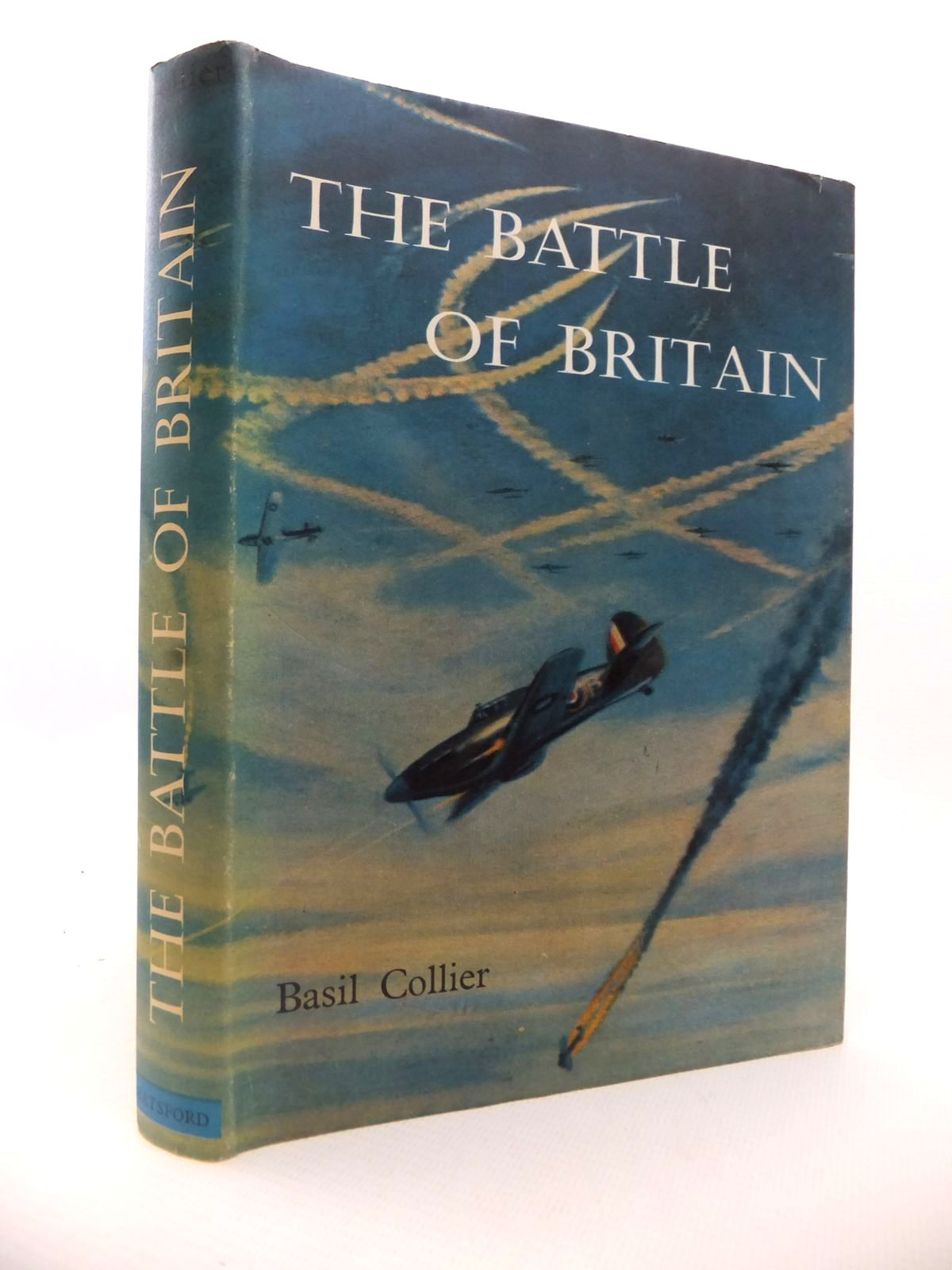 Photo of THE BATTLE OF BRITAIN written by Collier, Basil published by B.T. Batsford Ltd. (STOCK CODE: 1812868)  for sale by Stella & Rose's Books