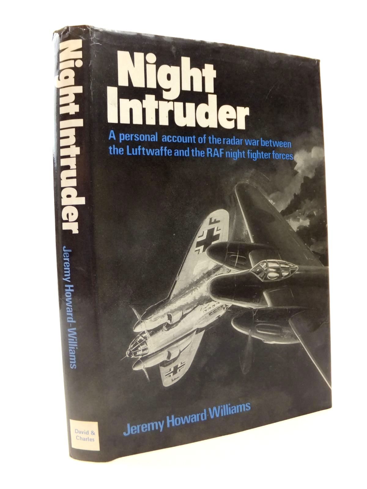 Photo of NIGHT INTRUDER written by Howard-Williams, Jeremy published by David & Charles (STOCK CODE: 1812893)  for sale by Stella & Rose's Books