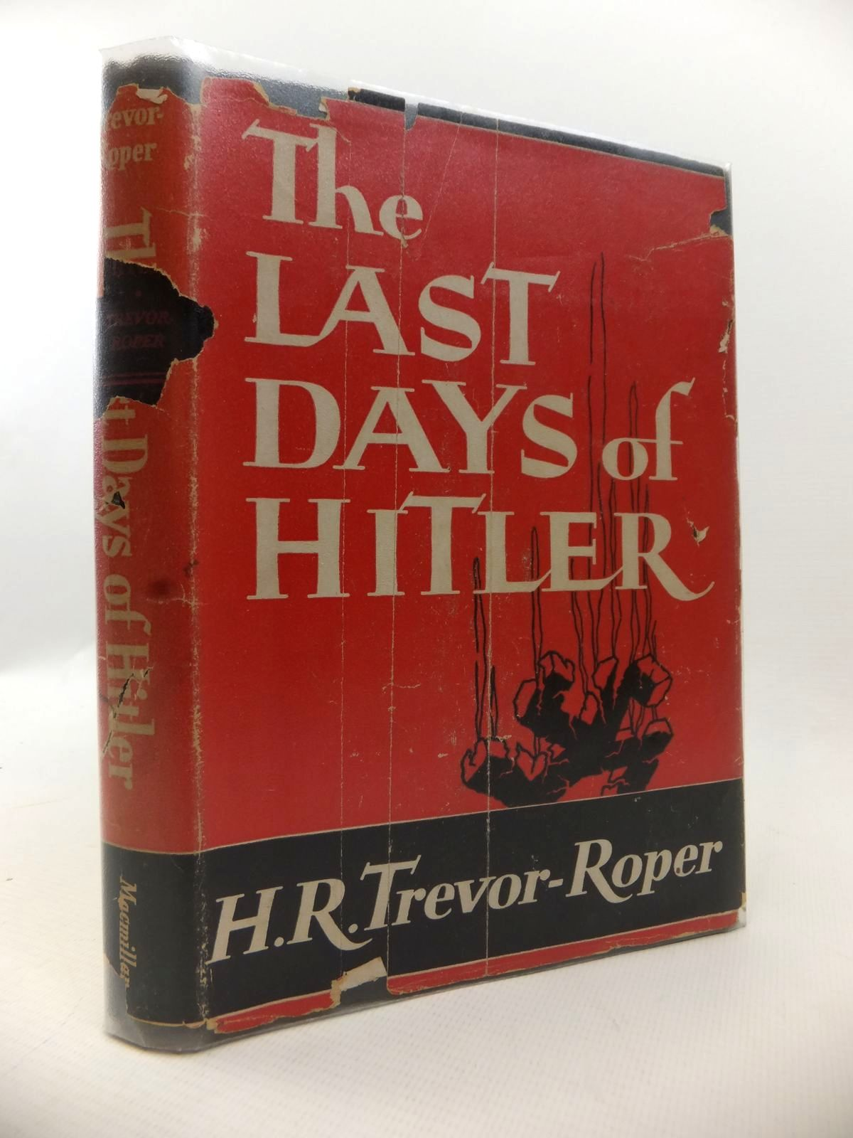 Photo of THE LAST DAYS OF HITLER written by Trevor-Roper, H.R. published by The Macmillan Company (STOCK CODE: 1812897)  for sale by Stella & Rose's Books