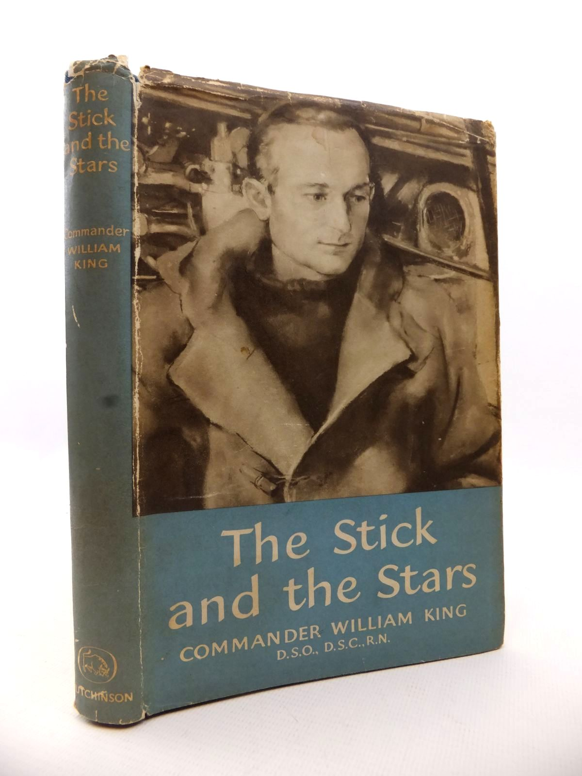 Photo of THE STICK AND THE STARS written by King, William published by Hutchinson of London (STOCK CODE: 1812901)  for sale by Stella & Rose's Books