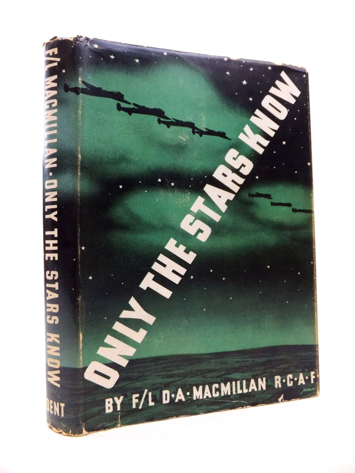 Photo of ONLY THE STARS KNOW written by Macmillan, D.A. published by J.M. Dent & Sons (canada) Ltd. (STOCK CODE: 1812915)  for sale by Stella & Rose's Books