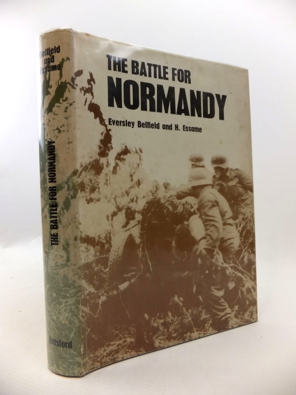 Photo of THE BATTLE FOR NORMANDY written by Belfield, Eversley<br />Essame, H. published by B.T. Batsford Ltd. (STOCK CODE: 1812916)  for sale by Stella & Rose's Books