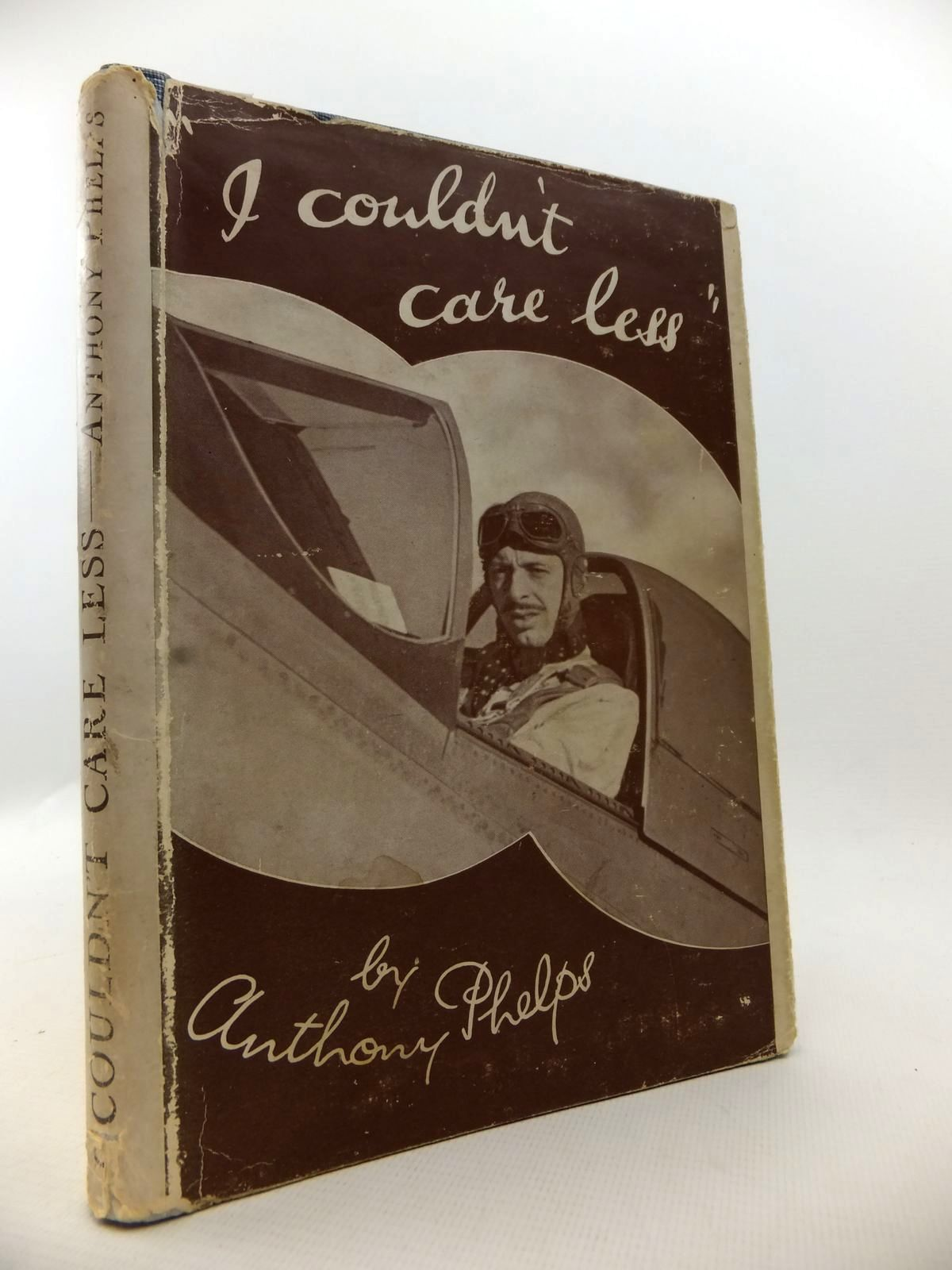 "Photo of ""I COULDN'T CARE LESS"" written by Phelps, Anthony published by The Harborough Publishing Co. Ltd. (STOCK CODE: 1812922)  for sale by Stella & Rose's Books"