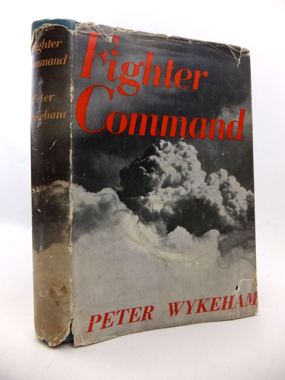 Photo of FIGHTER COMMAND: A STUDY OF AIR DEFENCE 1914-1960 written by Wykeham, Peter published by Putnam (STOCK CODE: 1812926)  for sale by Stella & Rose's Books