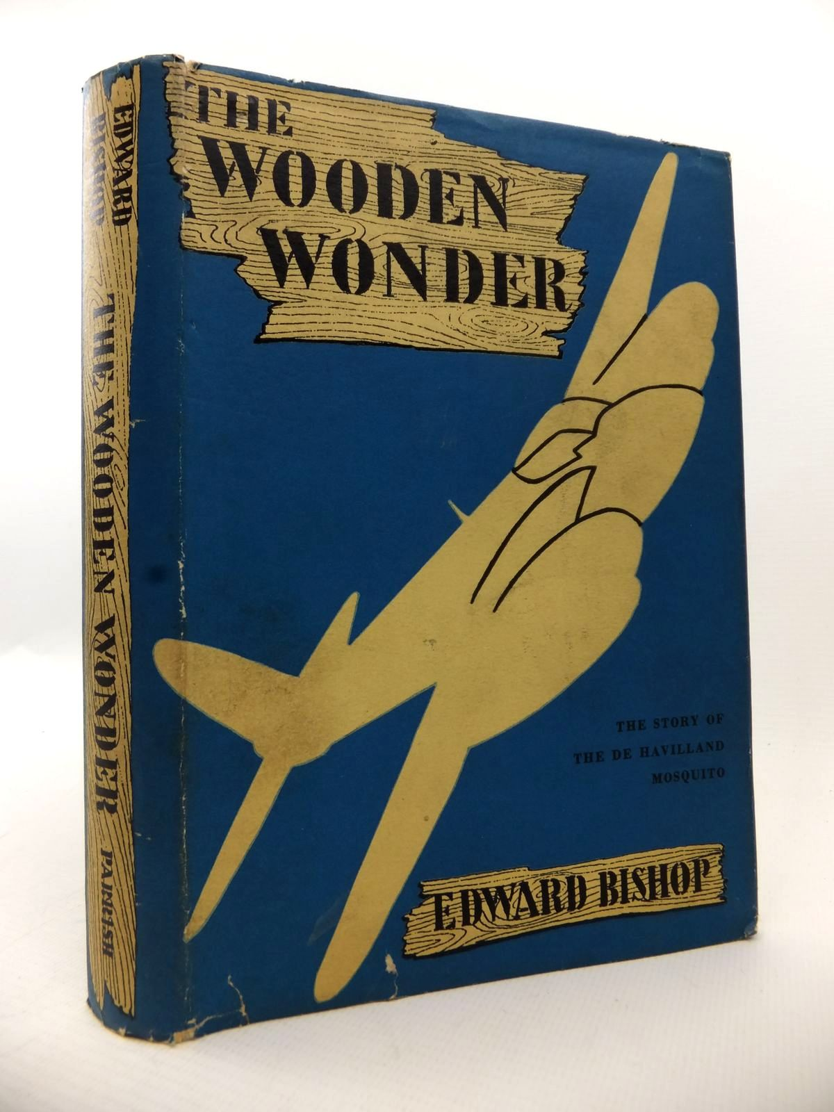 Photo of THE WOODEN WONDER: THE STORY OF THE DE HAVILLAND MOSQUITO written by Bishop, Edward published by Max Parrish (STOCK CODE: 1812954)  for sale by Stella & Rose's Books