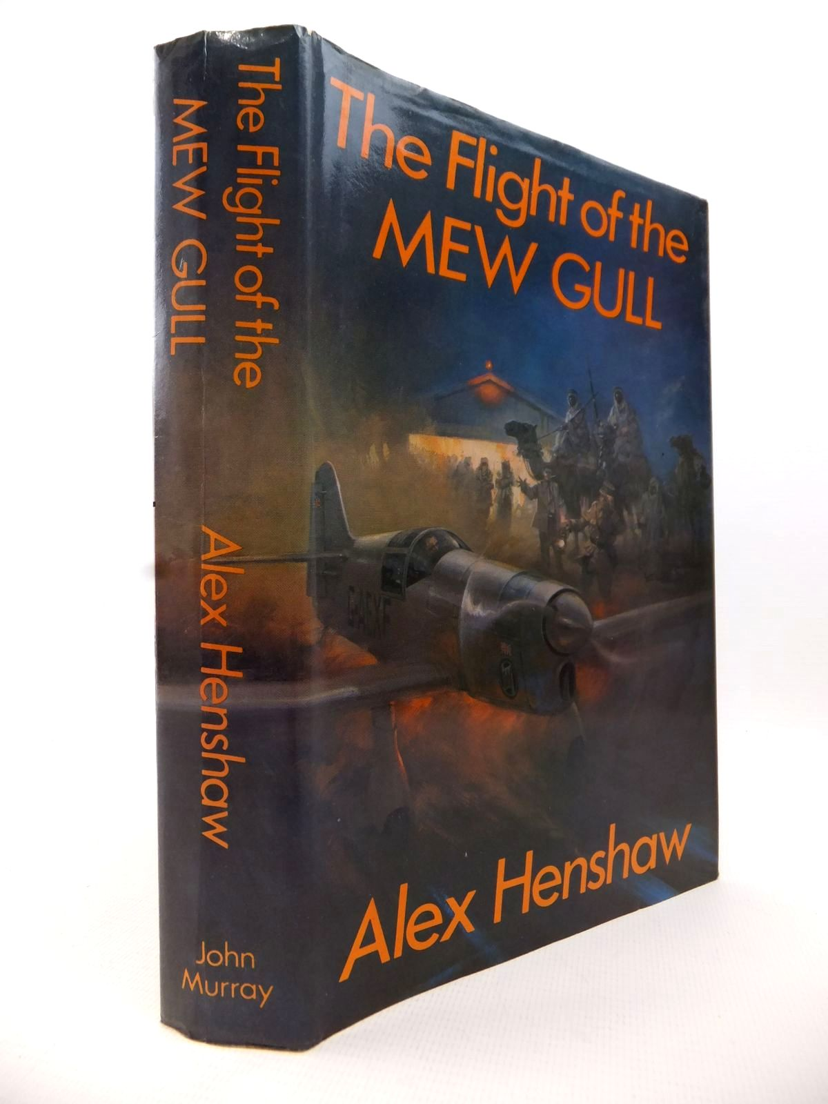 Photo of THE FLIGHT OF THE MEW GULL written by Henshaw, Alex published by John Murray (STOCK CODE: 1812958)  for sale by Stella & Rose's Books