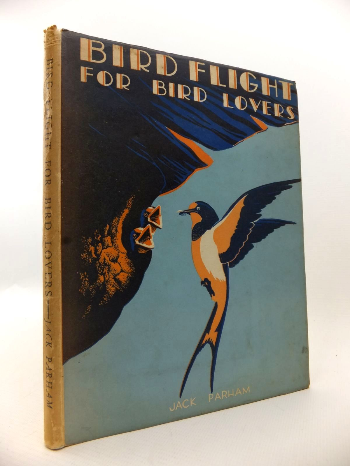 Photo of BIRD FLIGHT FOR BIRD LOVERS written by Parham, Jack illustrated by Moore, C. Rupert published by The Drysdale Press (STOCK CODE: 1812985)  for sale by Stella & Rose's Books