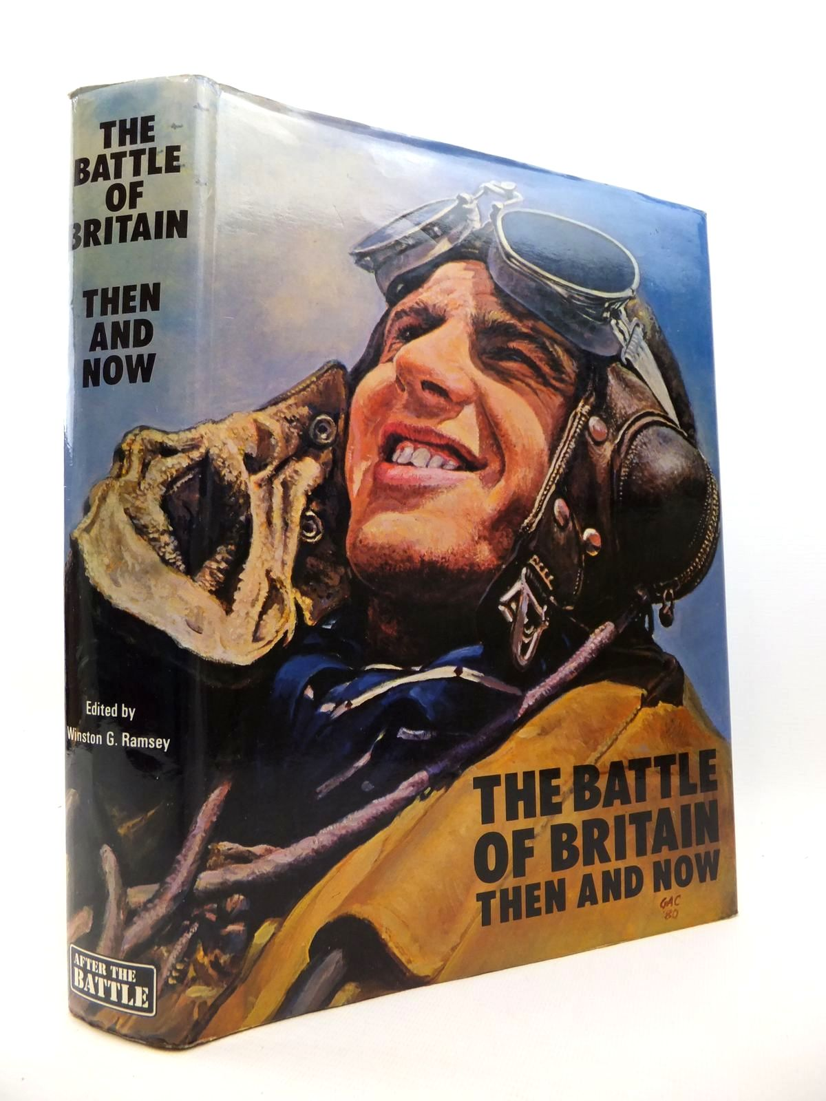 Photo of THE BATTLE OF BRITAIN THEN AND NOW written by Ramsey, Winston G. published by Battle of Britain Prints International Ltd. (STOCK CODE: 1812993)  for sale by Stella & Rose's Books